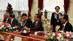 Pengusaha Kelas Kakap Asal Jepang Sambangi Jokowi