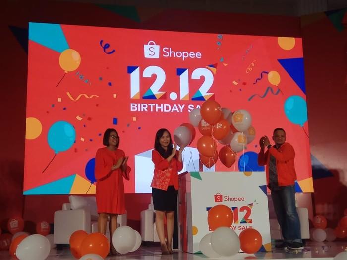 Mau Puas Belanja 25 Hari Shopee Siap Kasih 12 12 Birthday Sale
