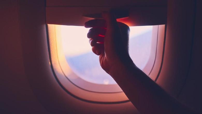 Foto: Ilustrasi jendela pesawat (iStock)