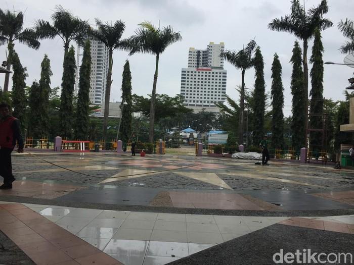 Lapangan Merdeka Medan Sumut