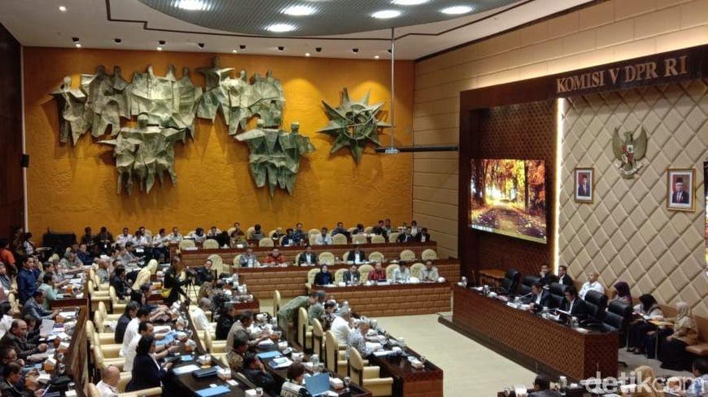 DPR Minta Pemindahan Ibu Kota Tunggu Undang-undang