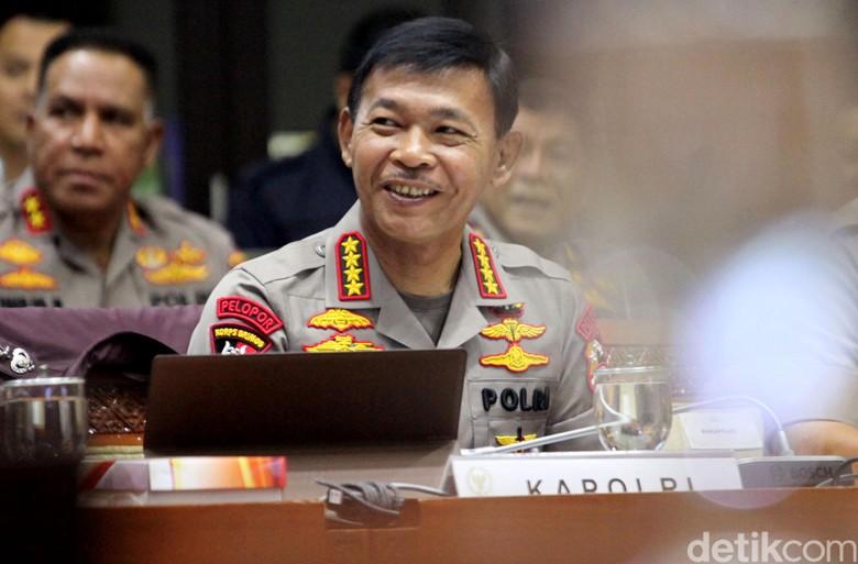 Anggota Komisi III Usul Kapolri Buat Aturan agar Polisi Tak Berperut Buncit