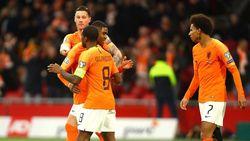 Hat-trick Wijnaldum Antar Belanda Hancurkan Estonia 5-0