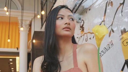Valeria Stahl K, Mantan Dimas Anggara yang Dekat dengan Adipati Dolken