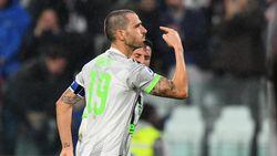 Perpanjang Kontrak, Bonucci di Juventus sampai 2024
