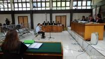 Robi Penyuap Bupati Muara Enim Jalani Sidang Perdana di PN Palembang