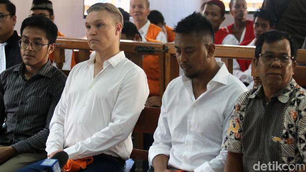 WN Australia disidang di PN Denpasar karena kokain, Rabu (20/11/2019)