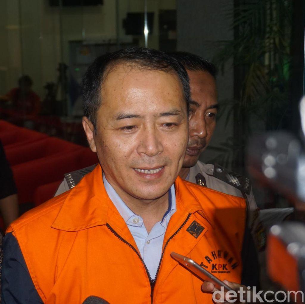 Eks Presdir Lippo Cikarang Tersangka KPK Minta Perlindungan Jokowi