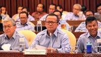 Sederet Pendapat Senayan Kala Menteri Edhy Prabowo Kena OTT KPK