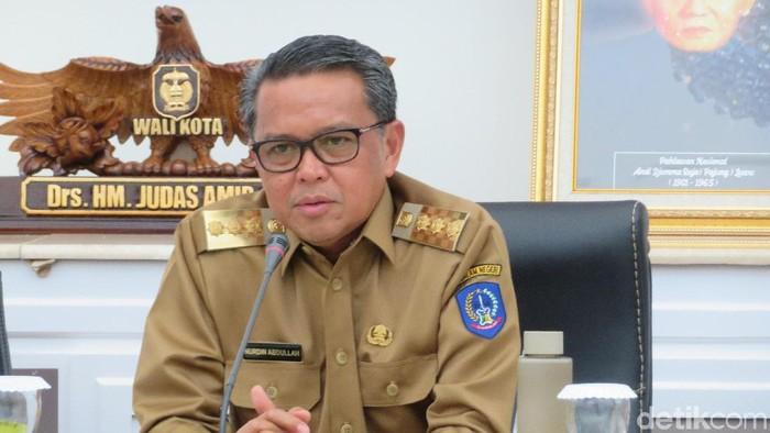 Gubernur Sulsel Nurdin Abdullah,