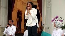 Putri Tanjung Ungkap Kekhawatirannya Kala Ditunjuk Jadi Stafsus Jokowi
