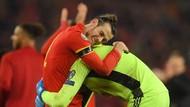 Selebrasi Kontroversial, Bale Kekanak-kanakan