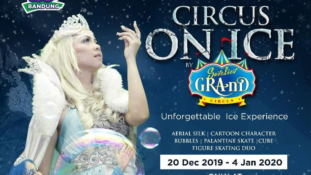 Desember, Trans Studio Bandung Hadirkan Circus On Ice