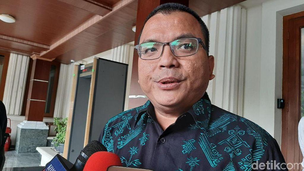 Cagub Kalsel Denny Indrayana Positif COVID-19
