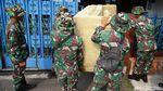 Pengosongan Rumah Dinas Kodam di Cijantung