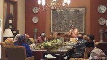 Syukuran KAHMI, Mahfud Curhat Tak Dipilih Menteri oleh SBY-Batal Jadi Wapres
