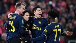 Arsenal Tidak dalam Titik Krisis