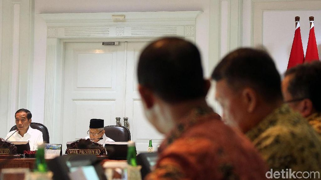 Jokowi Targetkan Kemudahan Berusaha Naik ke Peringkat 50 di 2021
