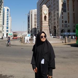 Pengalaman Haru Runner Up Hijab Hunt 2019 Pergi Umrah