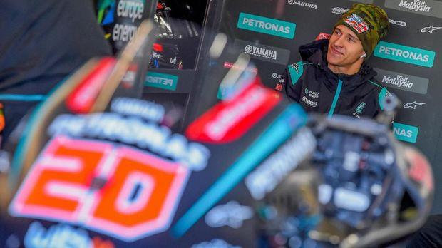 Fabio Quartararo sempat dihubungkan dengan Ducati dan Repsol Honda.