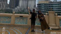 Hari Kedua: Pemenang dTraveler Rasakan Sisi Lain Dubai