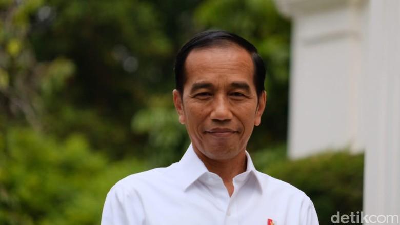 Grasi Koruptor Dikritik, Jokowi: Kalau Tiap Hari Dikeluarkan Baru Dikomentari