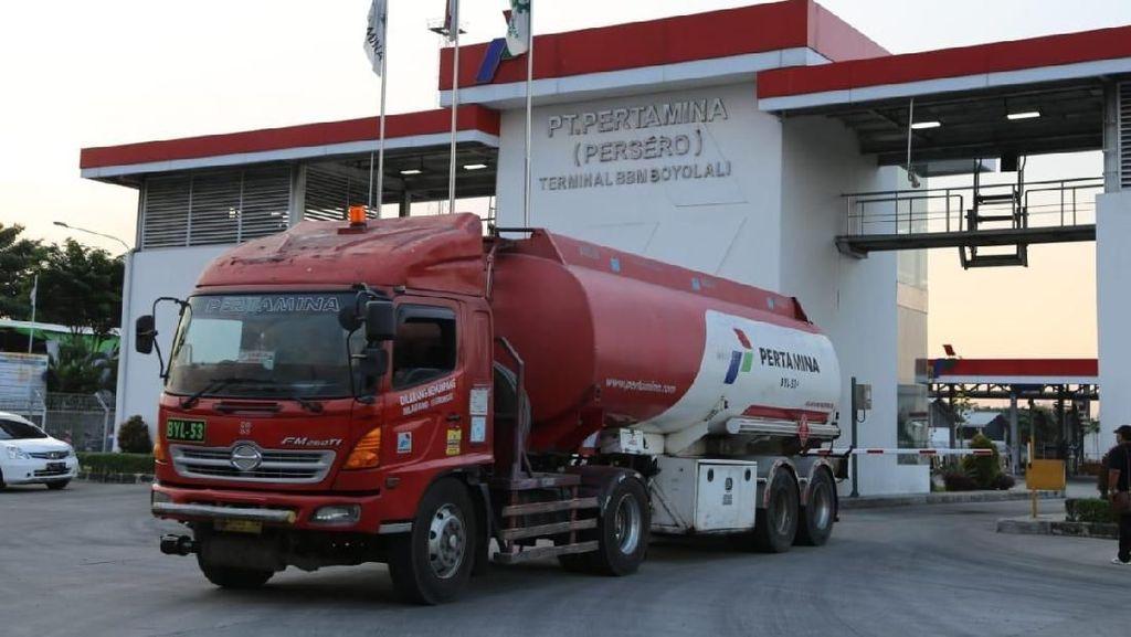 Pertamina Mulai Uji Coba Bahan Bakar B30 di Jateng
