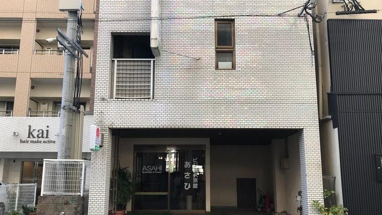 Foto: Hotel 1 Dollar (Asahi Ryokan)