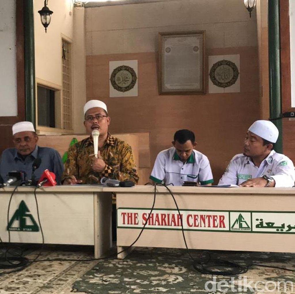 Slamet Maarif soal Reuni 212: Sudah Kantongi Rekomendasi Anies!