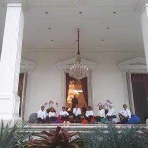 7 Milenial Digaji Rp 51 Juta/Bulan Jadi Staf Khusus Jokowi