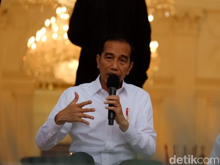 Presiden Joko Widodo (Foto: Andhika Prasetya/detikcom)