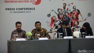 Ketika Wiranto Alergi Ditanya Target di Indonesia Masters 2020