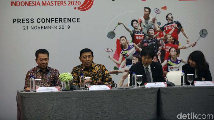 Indonesia Masters 2020 dihelat bulan Januari besok (Agung Pambudhy/detikSport)