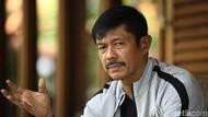 Tak Ada Drama antara Indra Sjafri dan Shin Tae-yong