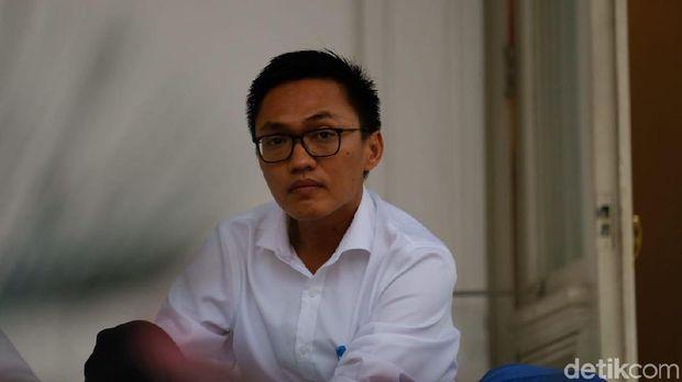Staf Khusus Jokowi, Amminudin Ma'ruf/