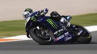 Maverick Vinales Dominan di Hari Pertama Tes MotoGP Jerez