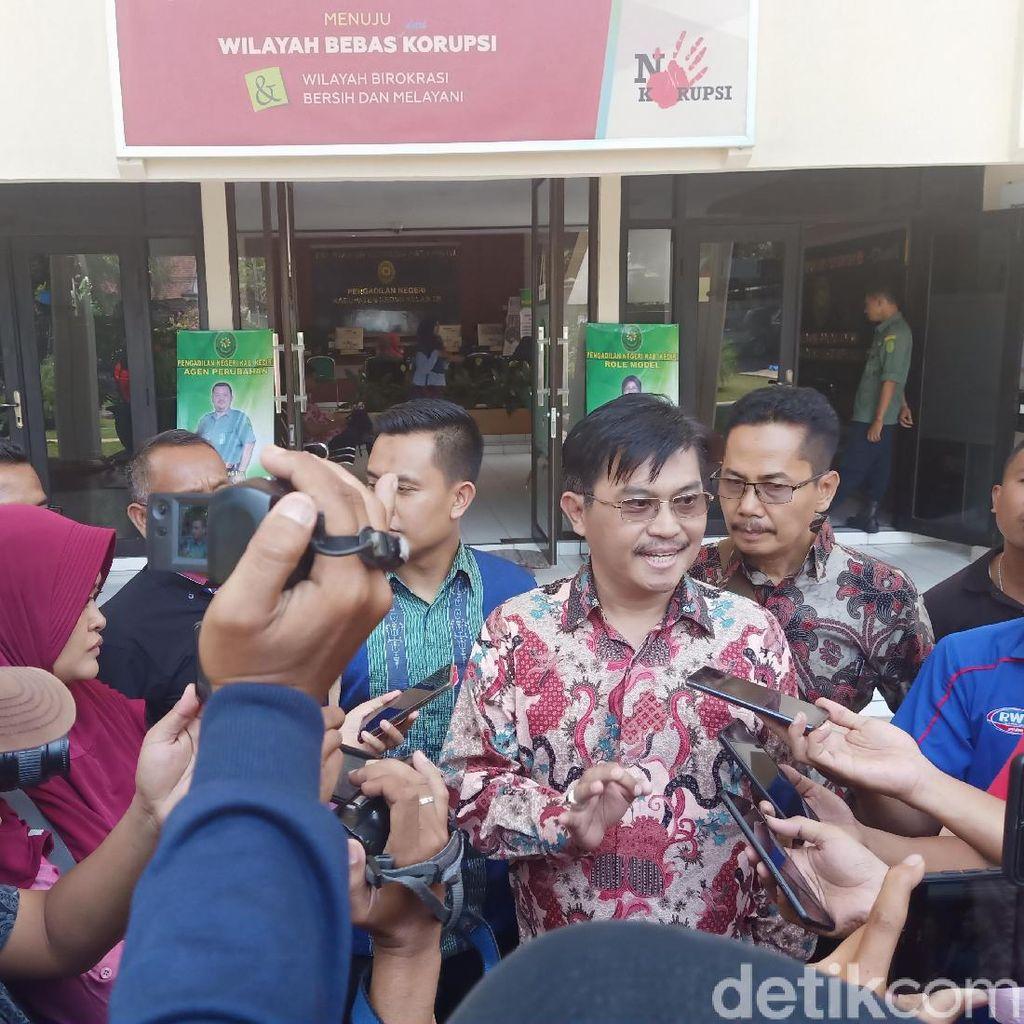 Praperadilan Gugatan Rp 100 Juta kepada Tim Cobra Polres Lumajang Ditunda