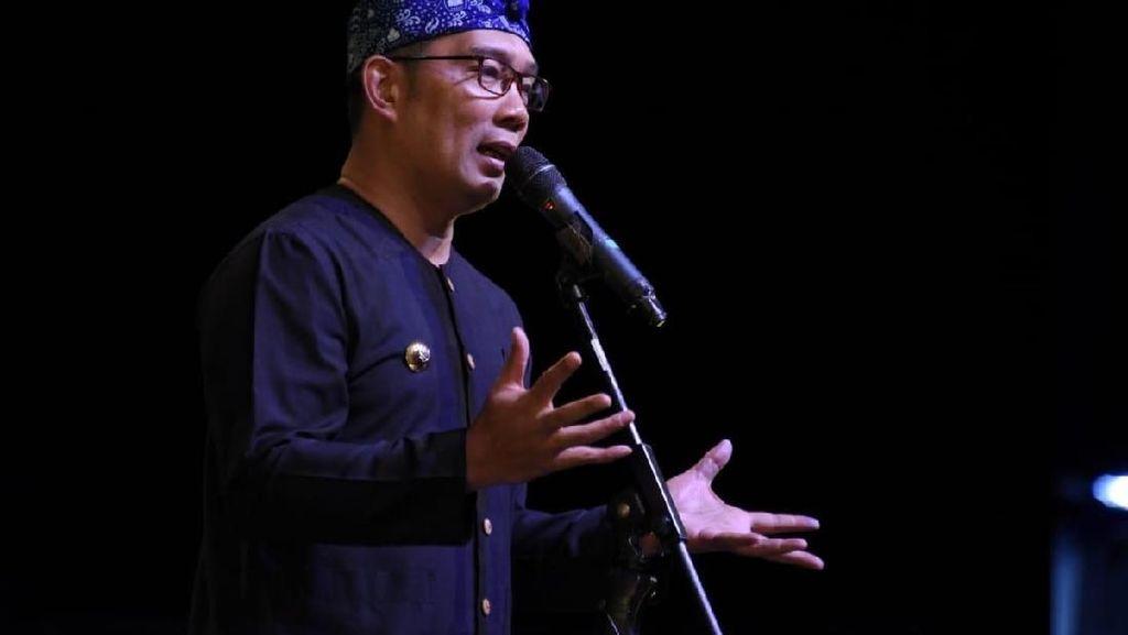Dikecam Buruh Soal Penetapan UMK, Ridwan Kamil Buka Suara