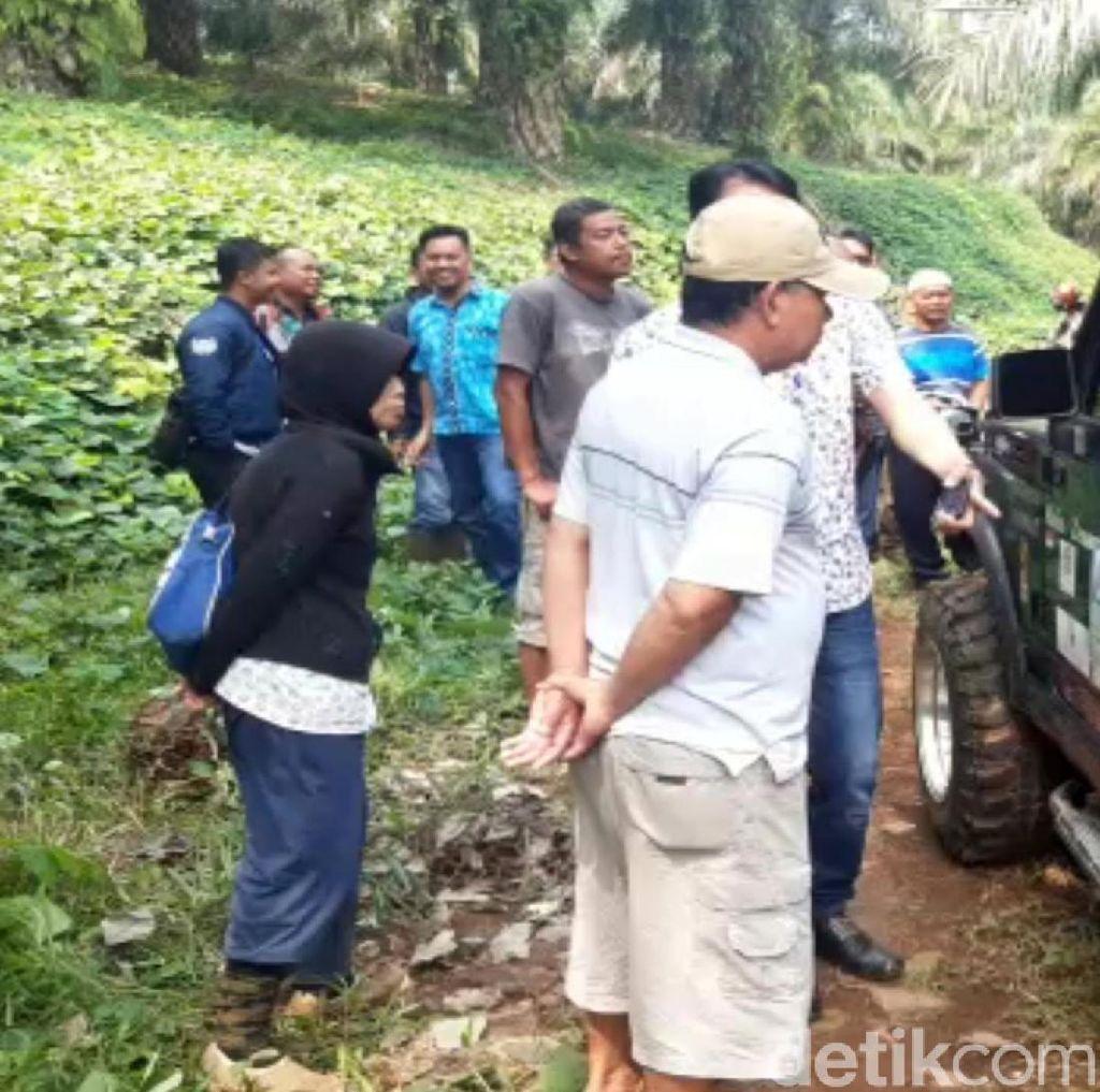 Hanya Berkaus dan Celana Dalam, Pria di Sukabumi Ditemukan Tewas Dalam Mobil
