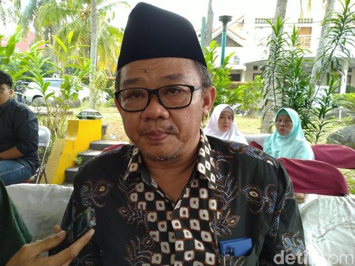 Abdul Muti (Sachril Agustin Berutu/detikcom)