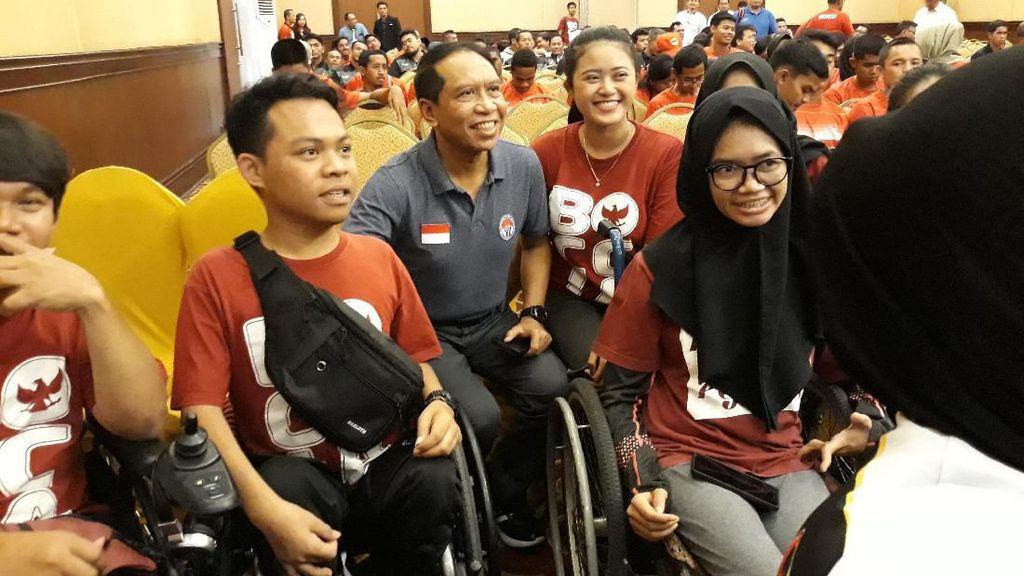 Menpora Targetkan Juara Umum di ASEAN Para Games 2020 Filipina