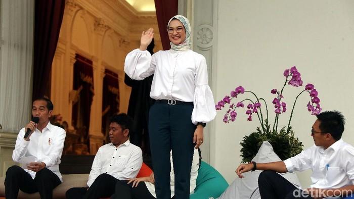 Angkie Yudistia (Foto: Rengga Sancaya)