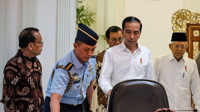 Jokowi (Andhika/detikcom)