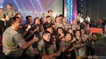 Inovasi SIM dan SKCK Polres Jombang Diganjar Penghargaan Menpan RB