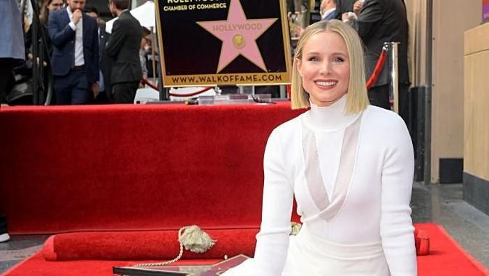 Kristen Bell pengisi suara Anna dalam Frozen 2 mengaku depresi. Foto: Getty Images