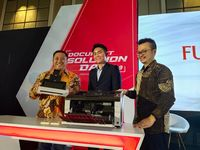 Fujitsu Indonesia Luncurkan Scanner Minimalis fi-800R