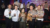 Polres Pasuruan Kota Raih Penghargaan Pelayanan Publik dari KemenPAN-RB
