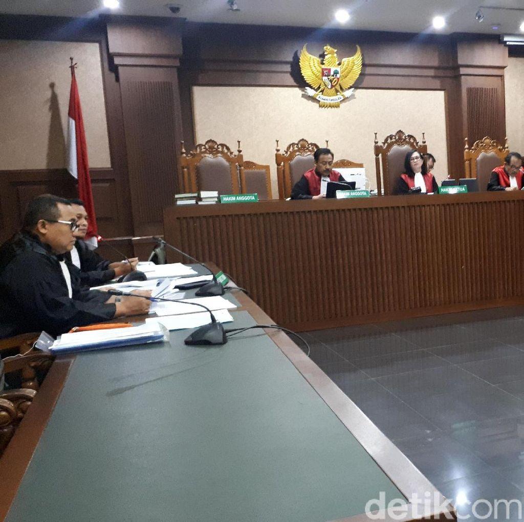 Eks Ketua DPRD Lampung Tengah Klaim Suap Rp 1,2 M Adalah Pinjaman