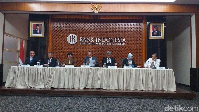 Foto: RDG Bank Indonesia (BI) (Sylke Febrina Laucereno/detikFinance)