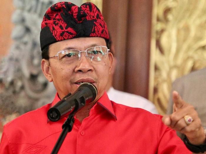 Gubernur Bali Wayan Koster.